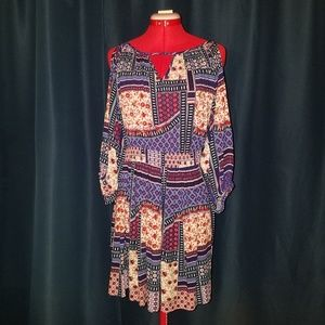 American Eagle Outfitters Patchwork Dress